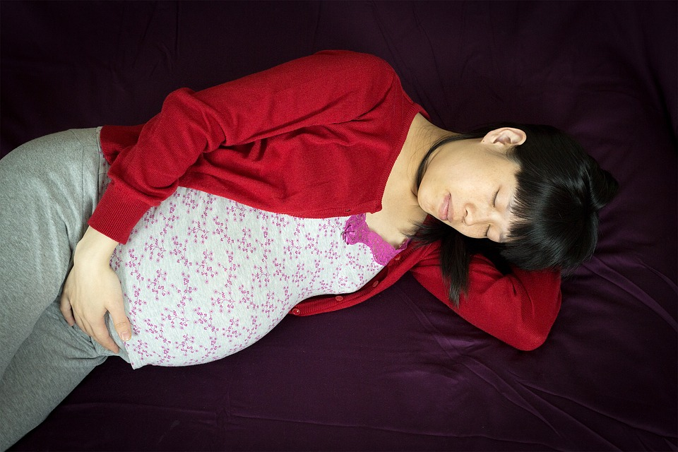 Choosing the right sleeping position