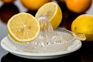 lemon juice/pexel