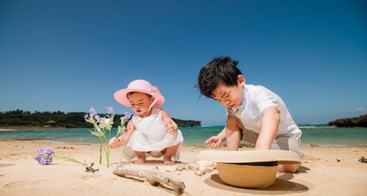 Kids travel
