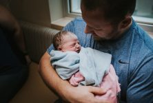 Adorable shots depicting the bond of a father and daughter